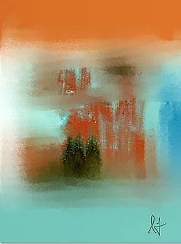 Edges  by Iris Fletcher