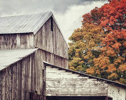 Edinboro Barn by Lisa Russo