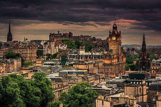 Edinburgh by Andrew Matwijec