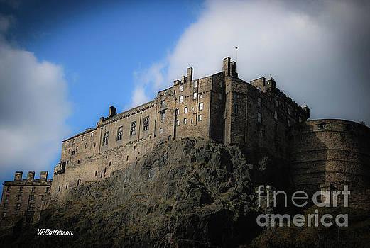 Edinburgh Castle Two by Veronica Batterson