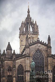 Sophie McAulay - Edinburgh cathedral
