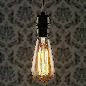 Edison Bulb by Mark Wagoner