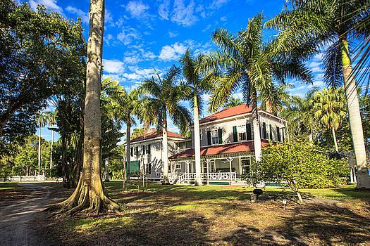 Edison Estate by Sean Allen