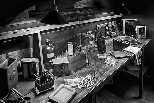 Edison's Darkroom by Lynn Palmer