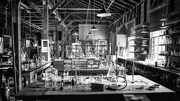 Edison's Laboratory by Lynn Palmer