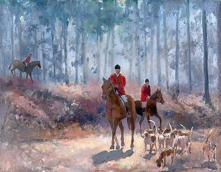 Edisto Hunt by Anne Lattimore