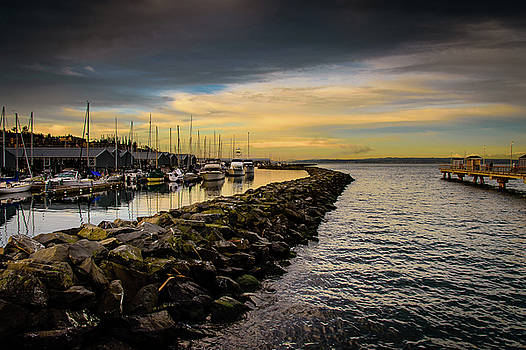 Michael McAuliffe - Edmonds Marina and Fishing Pier