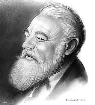 Edmund Gwenn by Greg Joens
