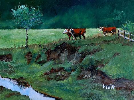 Edmunds Farm by Philip Hewitt