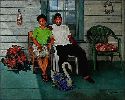 Edna and Sammy of Johnston County by Doug Strickland