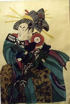 Edo Period Hommage Goldman by Thomas Armstrong
