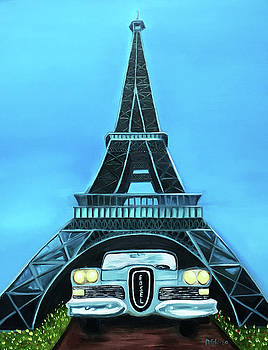 Edsel - Eiffel by Dean Glorso