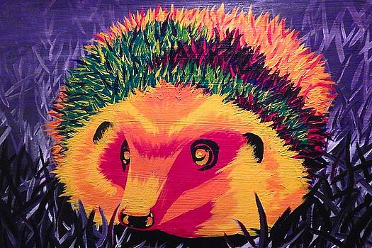 Edward the Hedgehog by Lucy Loo Wales