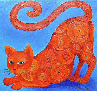 Edwin's Cat by Jill Kelsey