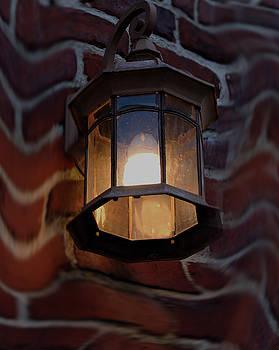 Eerie Lighting by Karen Harrison