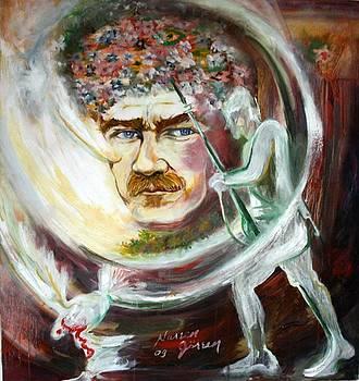 EFE ancestor of Ataturk by Nursen Gorseldil