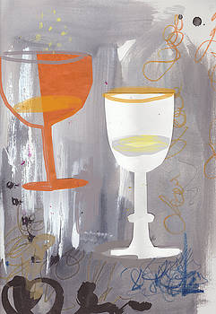 Efervescent Champagne Cups by Amara Dacer