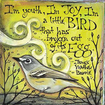 Egg by Vickie Hallmark