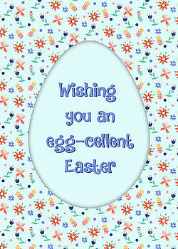 Eggcellent Easter by JH Designs
