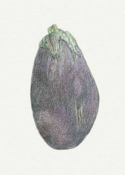 Eggplant by Tara Poole