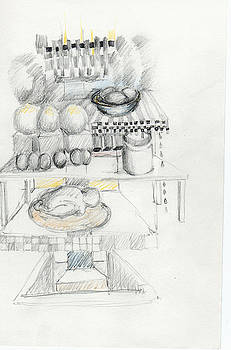 Eggs by Irma   Ostroff