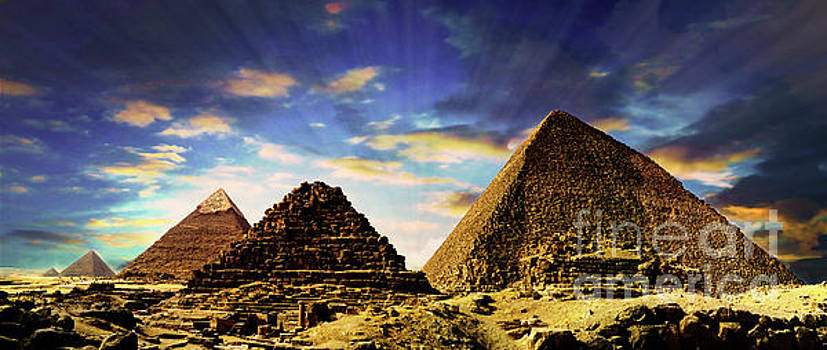 Egypt 7 by Ben Yassa