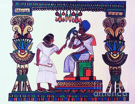 Egypt by Iris  Mora