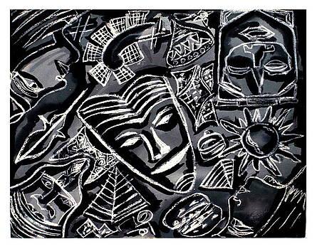 egyptian Arts by Anila Choudary