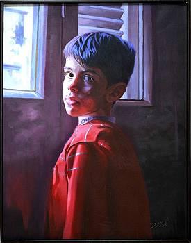 Egyptian Boy 02 by Ahmed Bayomi