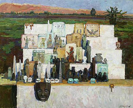 Egyptian holidays by Juliya Zhukova