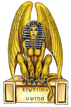 Scarlett Royal - egyptian myth