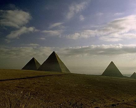 Gary Wonning - Egyptian Sunrise