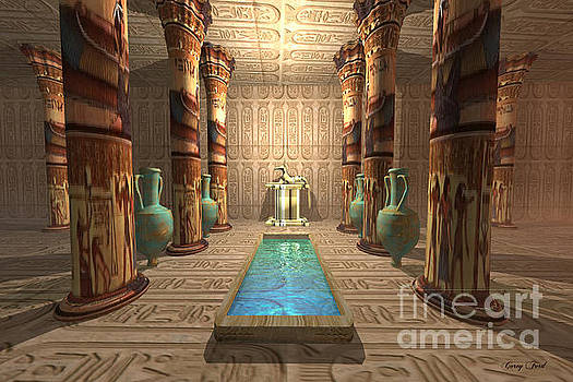 Corey Ford - Egyptian Temple