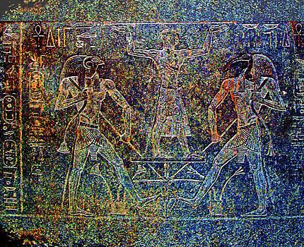 Egyptianized  by Digartz - Thom Williams