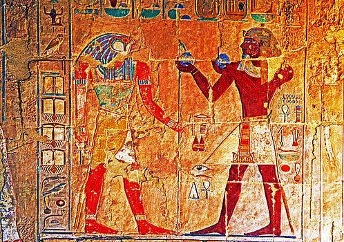 Dennis Cox WorldViews - Egyptology