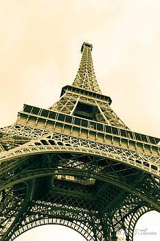 Eiffel Tower Dreams by Ron Thornton