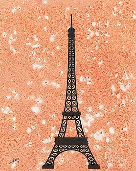 Eiffel Tower  by Edwin Alverio