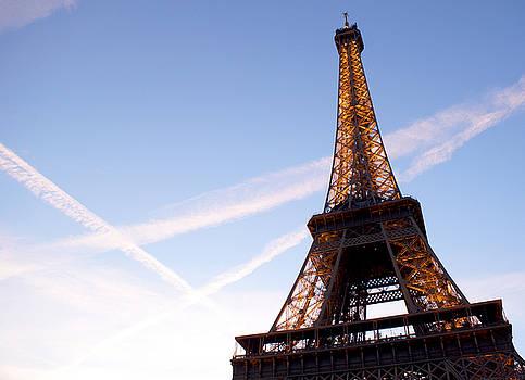 Eiffel Tower by Leonard Rosenfield