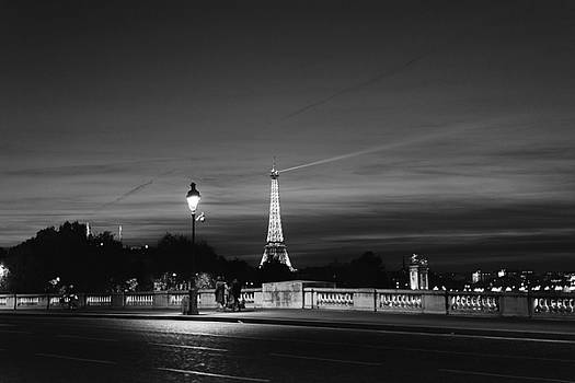 Eiffel Tower by Nicolas Artola