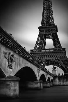 Eiffel Tower by Randy Lemoine