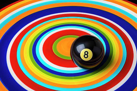 Eight Ball Circles by Garry Gay