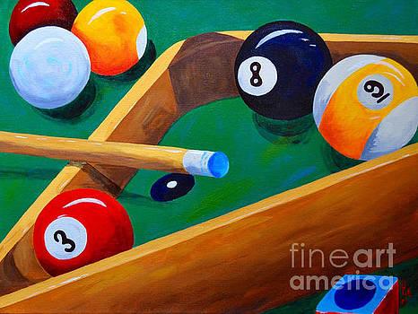 Eight Ball by Herschel Fall