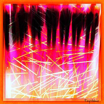Eight Spirits Waiting by Tony Adamo