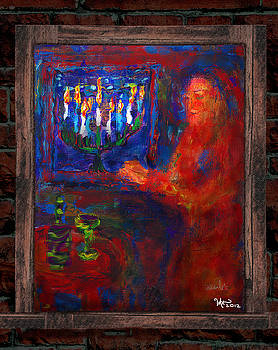 Eighth Day of Chanukah by Michael A Klein