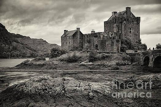 Eilean Donan Castle, Highlands, Scotland by Isabel Poulin