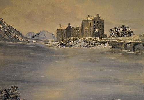 Eilean Donan Castle by James Higgins