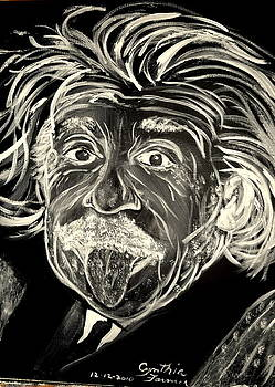 Einstein by Cynthia Farmer