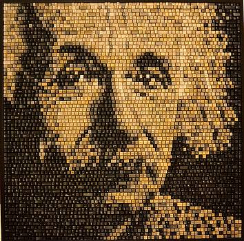 Einstein by Doug Powell