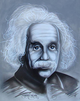 Einstein by Joshua South