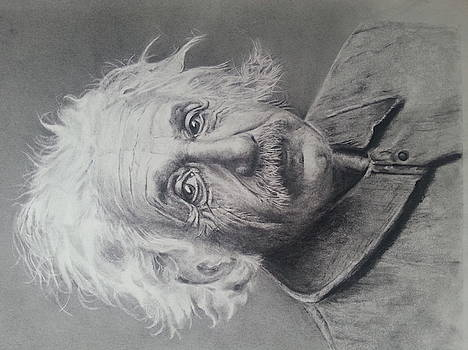 Einstein by Mary Berryhill